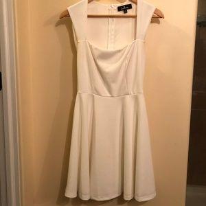 White Lulu's Dress